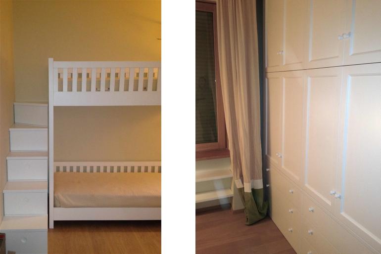 cameretta-con-letto-a-scale-armadi-bianchi