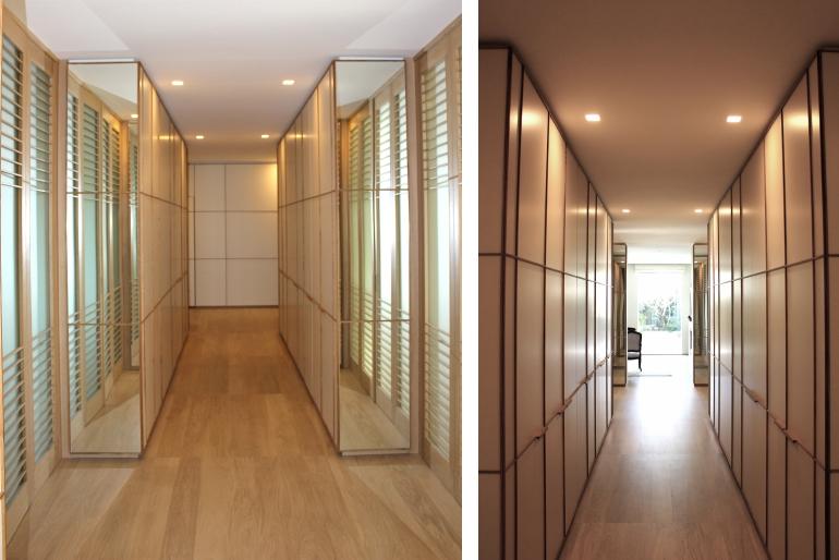 Specchi da salotto neutro bianco classico interno - Specchi da soggiorno ...