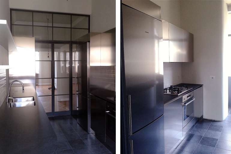 cucina-con-porta-vetri-lavandino-grande
